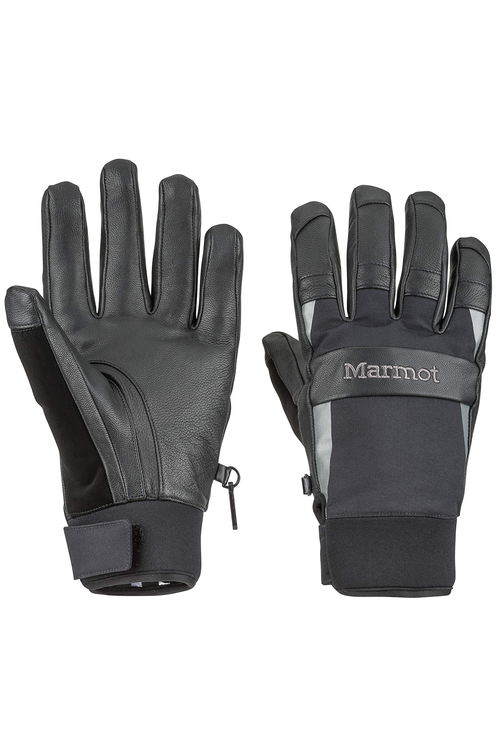 Marmot Men's Spring Glove, Large, Black