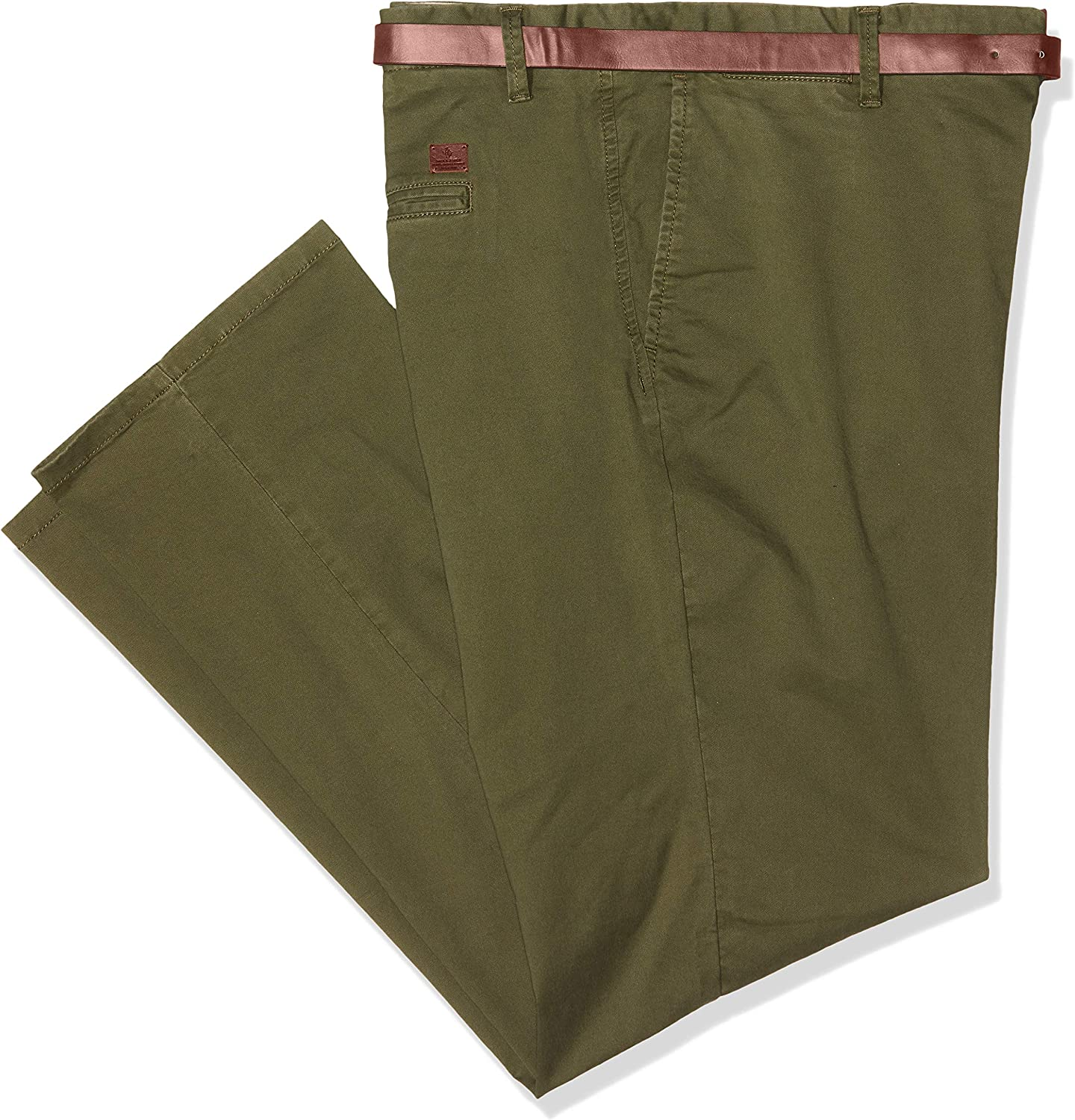 JACK & JONES Jjicody Jjspencer WW Olive Night PS Pantalones para Hombre