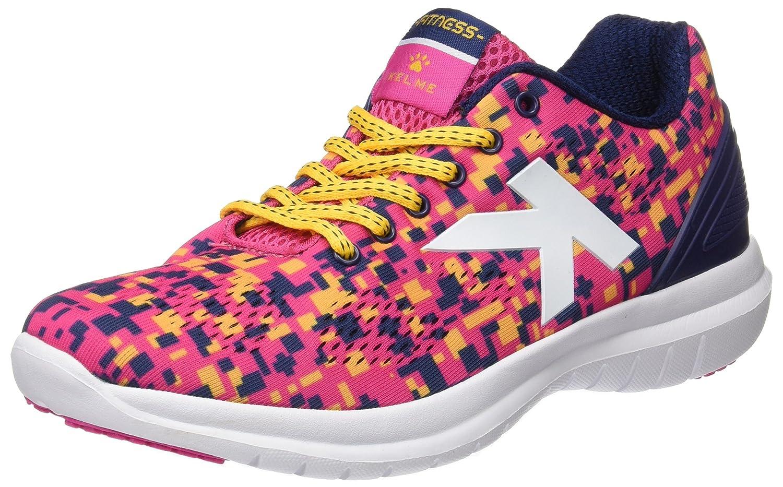 Kelme ATENEA, Zapatillas para Mujer, Azul (Fuxia/Marino), 36 EU: Amazon.es: Zapatos y complementos