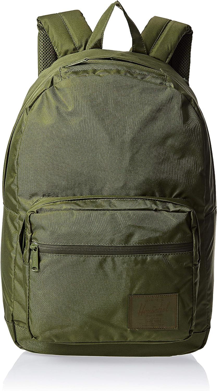 Herschel Supply Co. Men's Pop Quiz Light Backpack, Cypress, Green, One Size