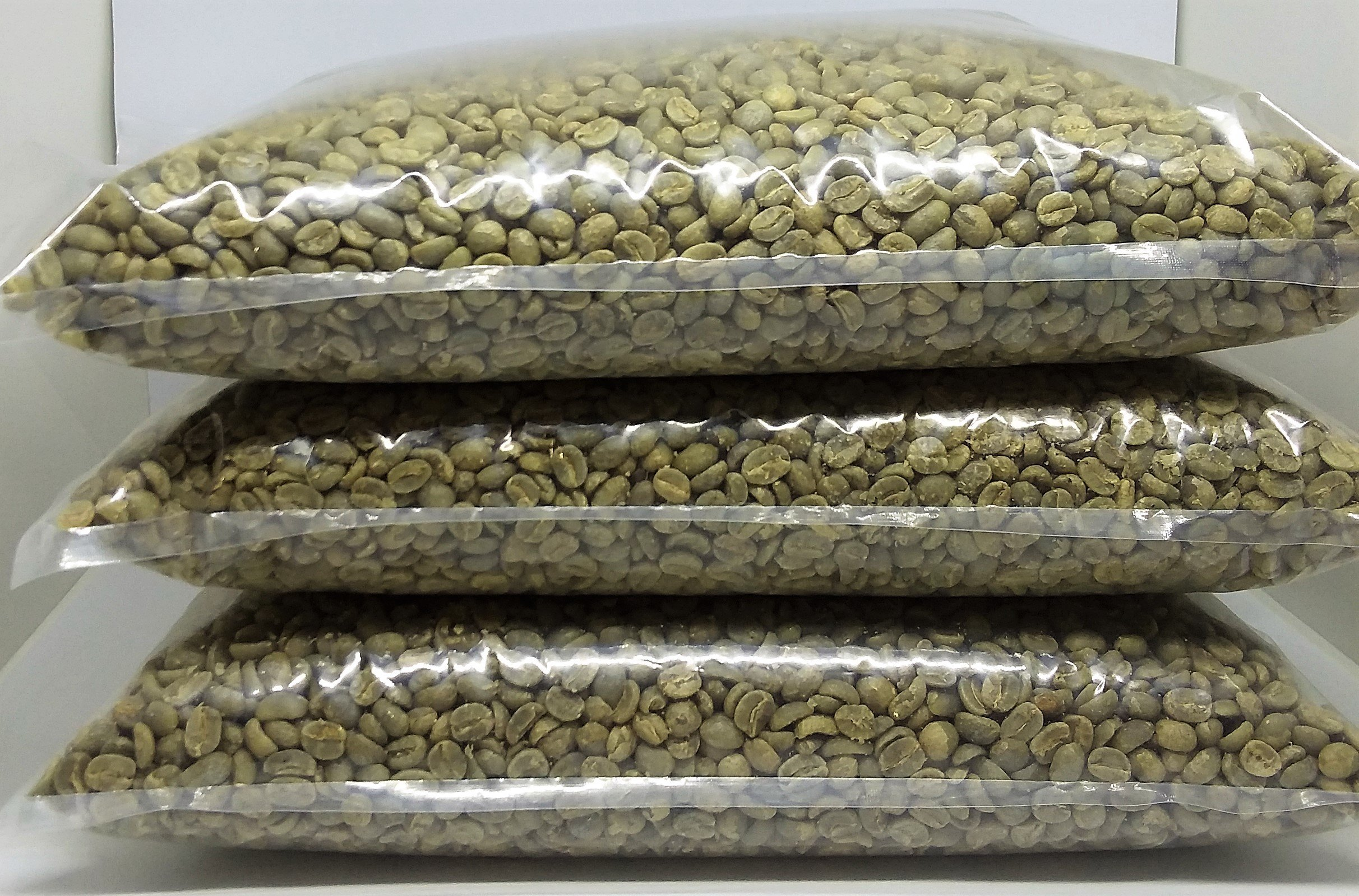 Colombian Green Unroasted Coffee Beans Single Origin Farm El Nivel (20 Lb)