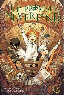 Amazonfr The Promised Neverland Vol 3 Kaiu Shirai Posuka