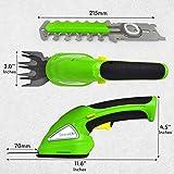 SereneLife Battery Grass Cutter, Grass Clippers