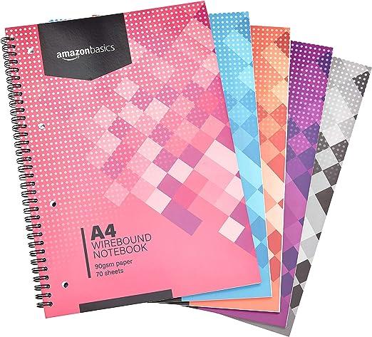 40 hojas Basics 1 unidad 59,5 x 84 cm Bloc de papel para rotafolio tama/ño A1
