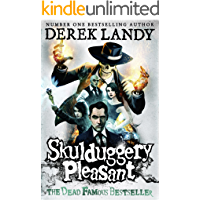 Skulduggery Pleasant: And he's the good guy (Skulduggery Pleasant, Book 1) (Skulduggery Pleasant series)