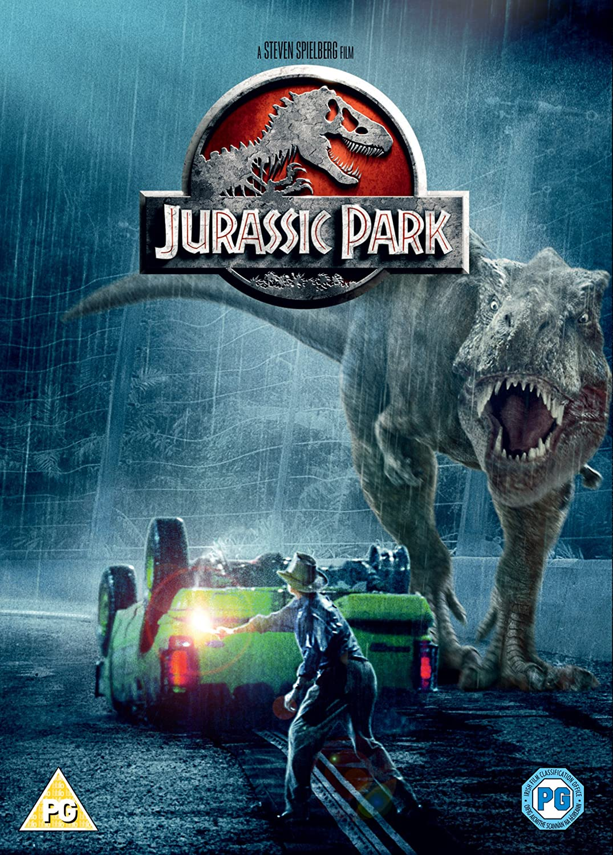eea7e1b49cf Jurassic Park (DVD)  2018   Amazon.co.uk  Richard Attenborough