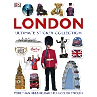 London: The Ultimate Sticker Collection (DK Eyewitness Travel Guide)