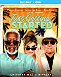 Just Getting Started DVD + BD combo [Blu-ray]