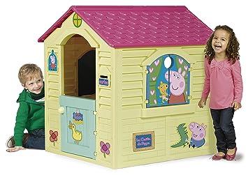 Peppa Pig casita Fbrica de Juguetes 89503 Amazones Juguetes y