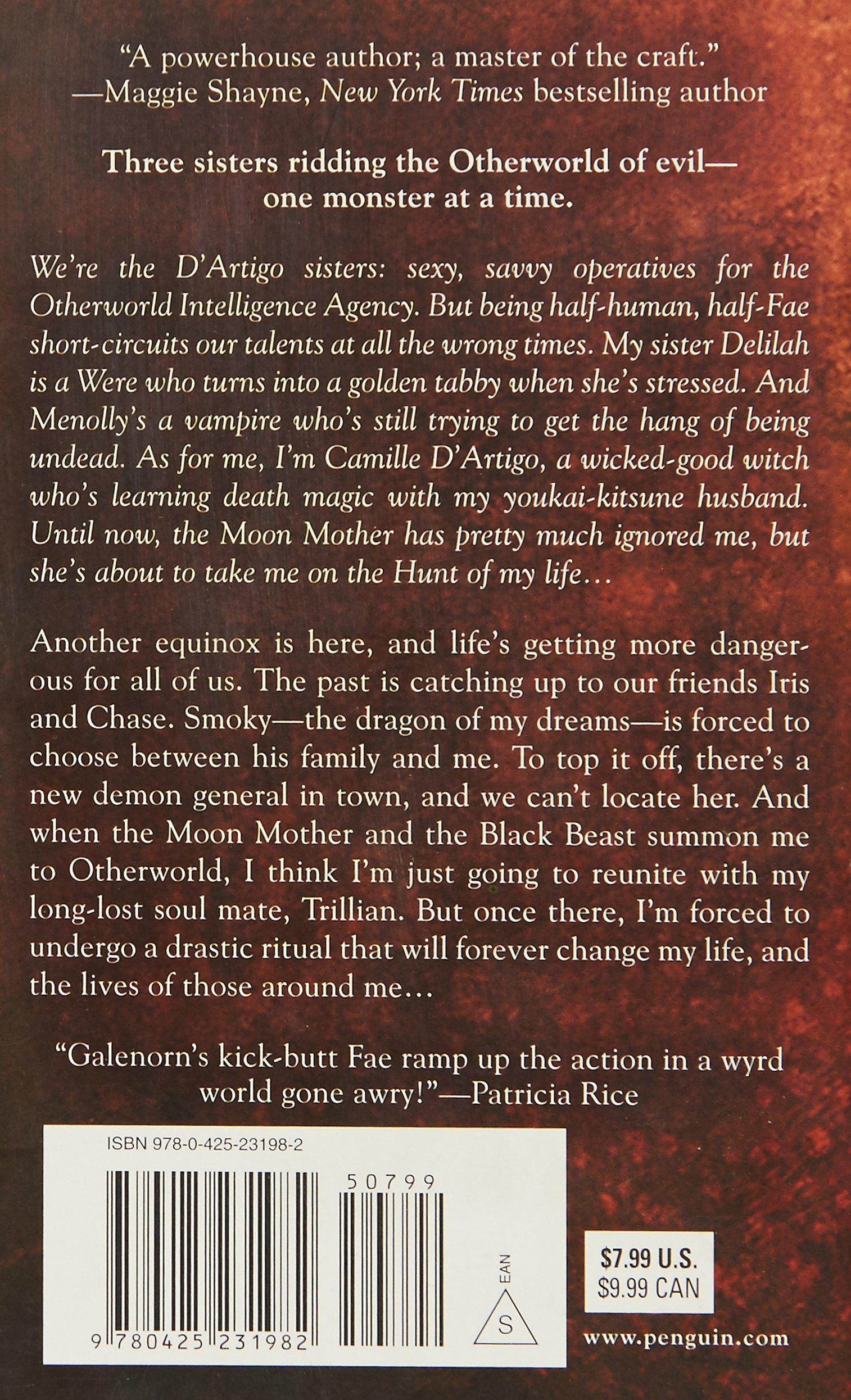 Bone Magic (sisters Of The Moon, Book 7): Yasmine Galenorn: 9780425231982:  Amazon: Books