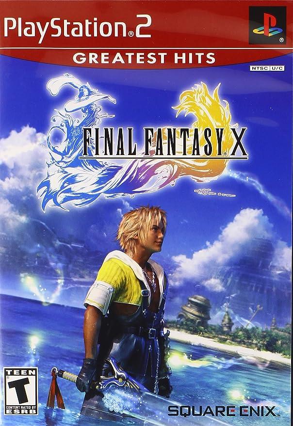 Square Enix Final Fantasy X PlayStation 2 vídeo - Juego (PlayStation 2, RPG (juego de rol), T (Teen)): Amazon.es: Videojuegos