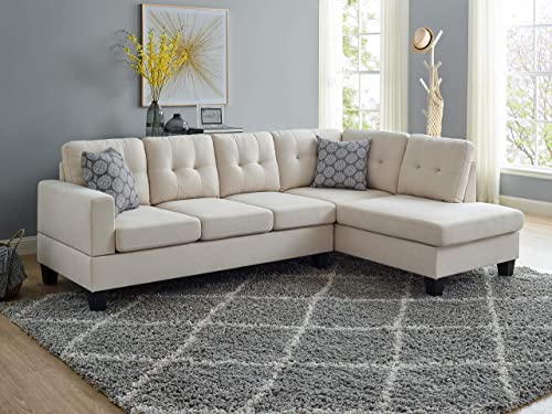 Oadeer Home Sectional Sofa