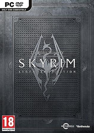 скачать бесплатно игру The Elder Scrolls V Skyrim Legendary Edition - фото 3
