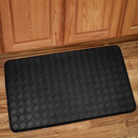 Sweet Home Collection Memory Foam Anti Fatigue Kitchen Floor Mat Rug, 18\