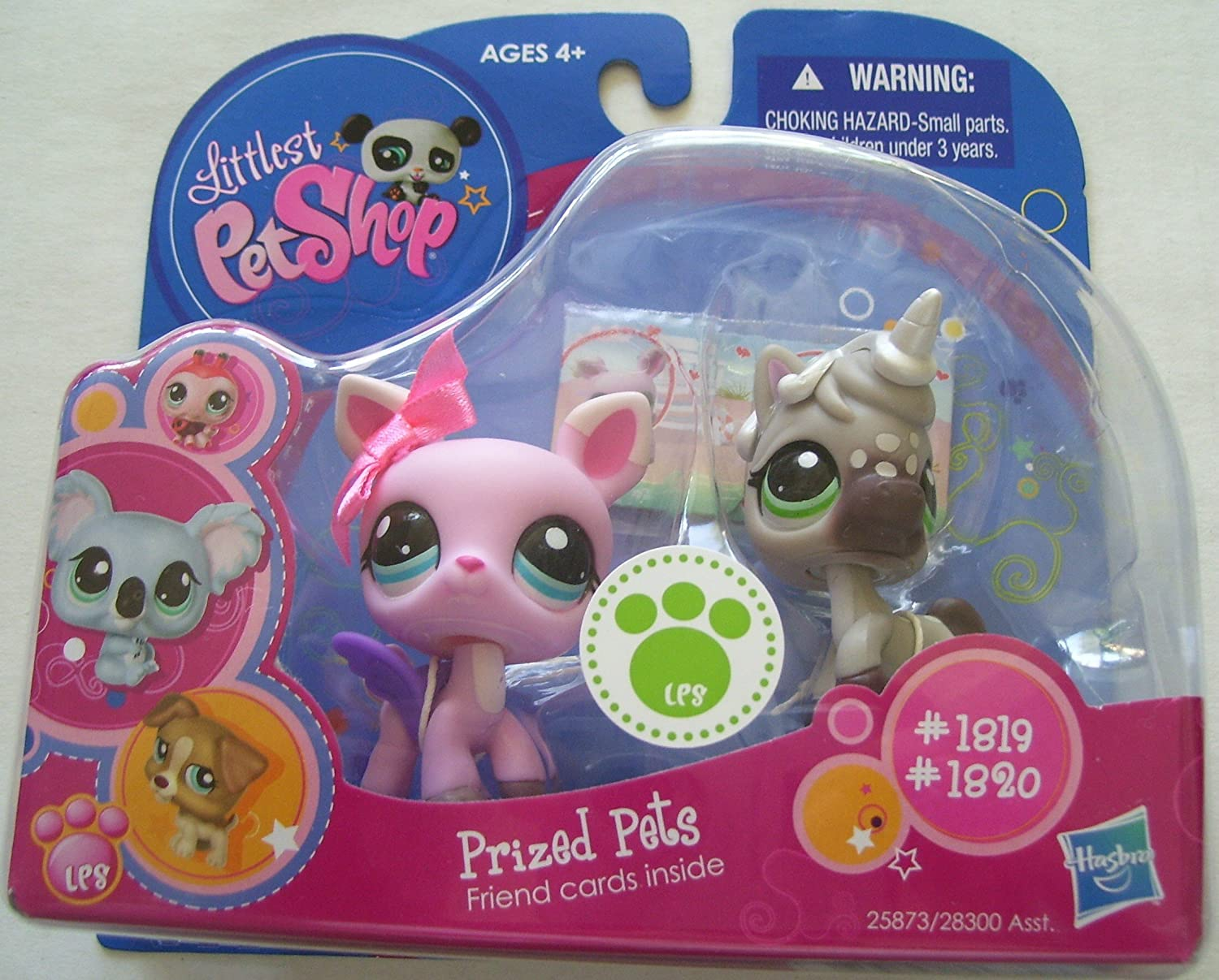 Salle De Bain Beton Bois ~ littlest pet shop pack duo single poney licorne faon ailes