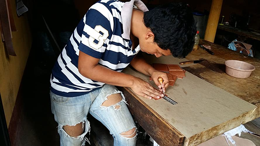 amazon com white buffalo republic handmade leather and canvas goods
