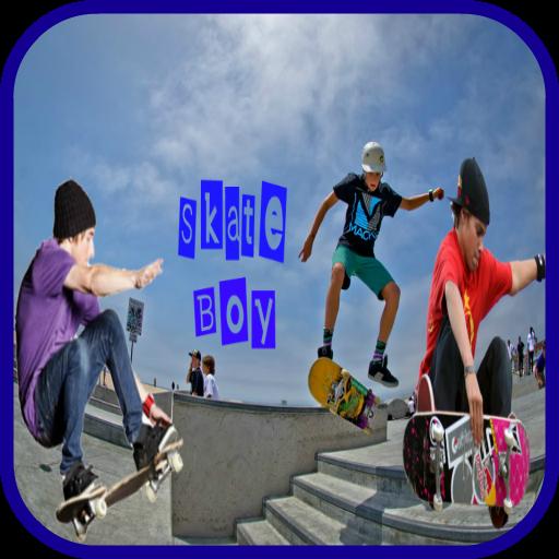 Skate Boy - Boys Prada For