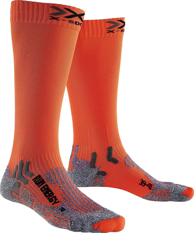 Chaussettes de running homme X-SOCKS Run Marathon Energy