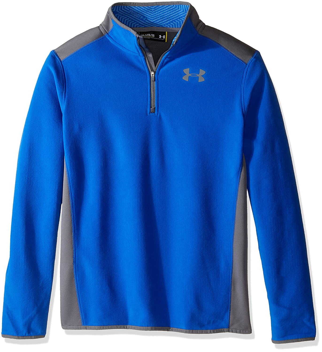 Under Armour Boys ColdGear Infrared Fleece 1//4 Zip Under Armour Apparel 1286207