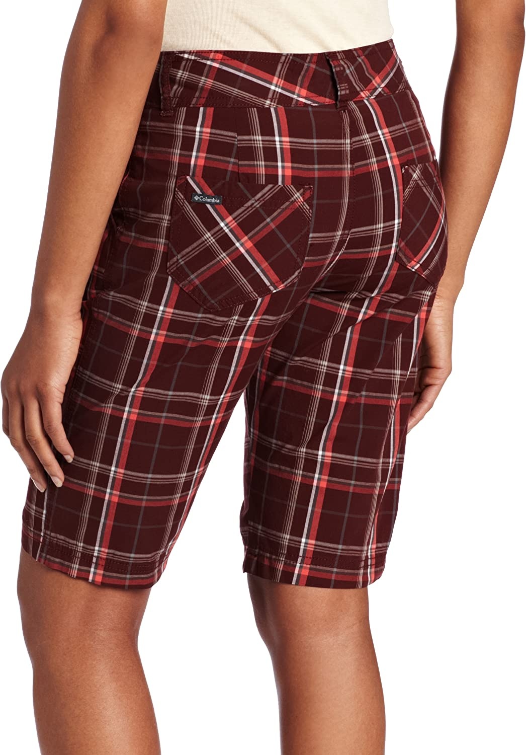 Columbia Womens Copper Ridge Long Short