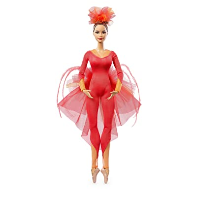 Barbie Misty Copeland Doll: Toys & Games