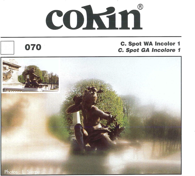 C.spot Wa Incolor 1 P Cokin P070 Filter