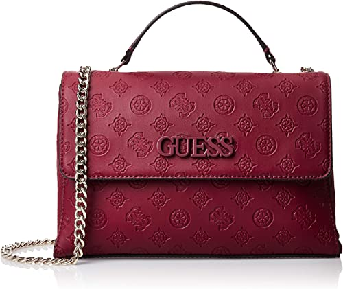 Guess Janelle Convertible Xbody Flap Borsa A Tracolla