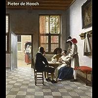 65 Color Paintings of Pieter de Hooch - Dutch Genre Scenes Baroque Painter (December 20, 1629 - March 24, 1684)