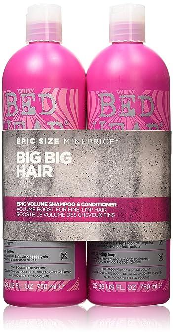 bed head epic volume shampoo