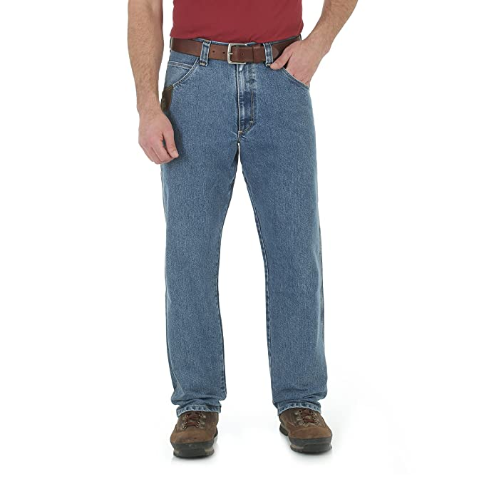 Amazon.com: Wrangler RIGGS WORKWEAR Cool Vantage Carpenter ...