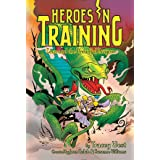 Zeus and the Dreadful Dragon (Heroes in Training Book 15)