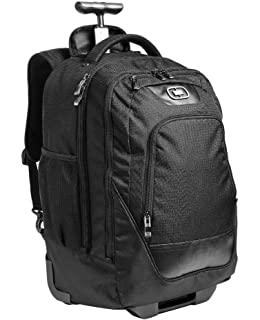 OGIO Wheelie Pack Wheeled Upright Black 15