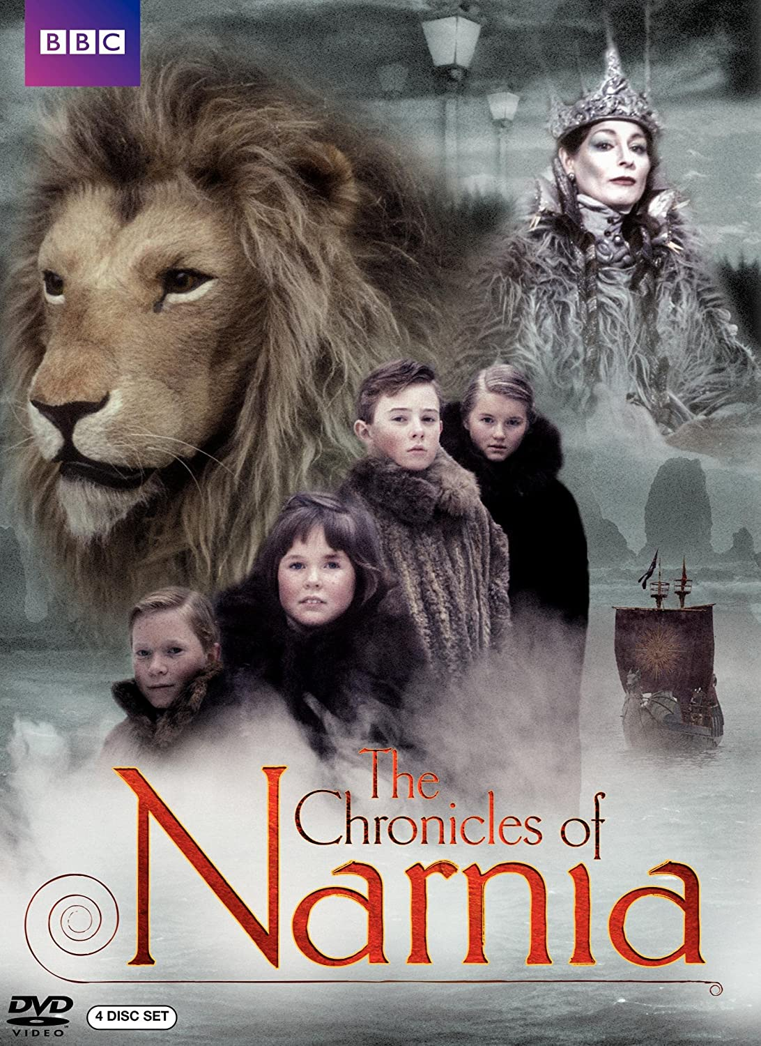 The silver chair bbc - Amazon Com The Chronicles Of Narnia The Lion The Witch And The Wardrobe Prince Caspian The Voyage Of The Dawn Treader The Silver Chair Bbc