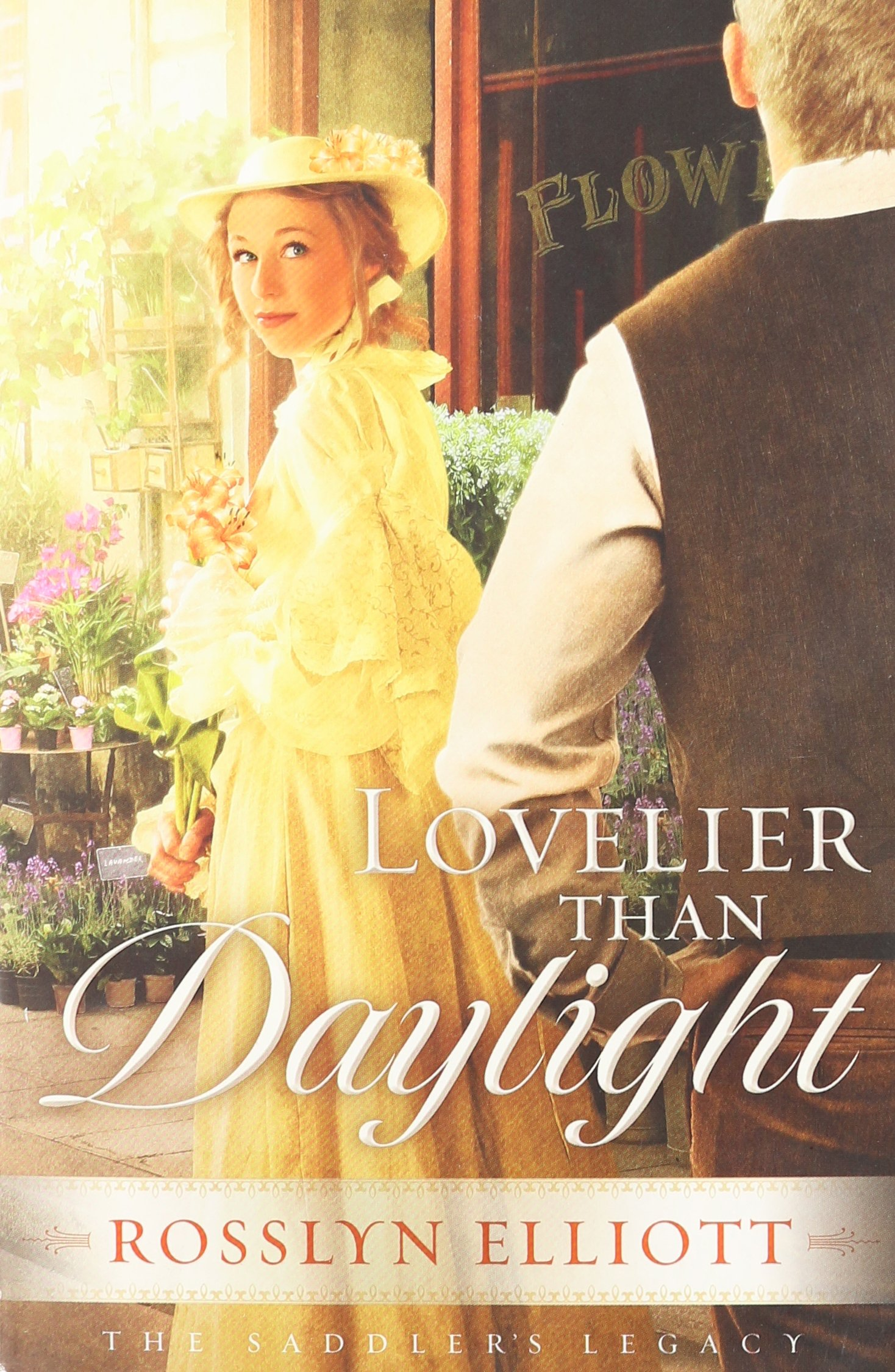 Lovelier than Daylight (The Saddler's Legacy Series) ebook