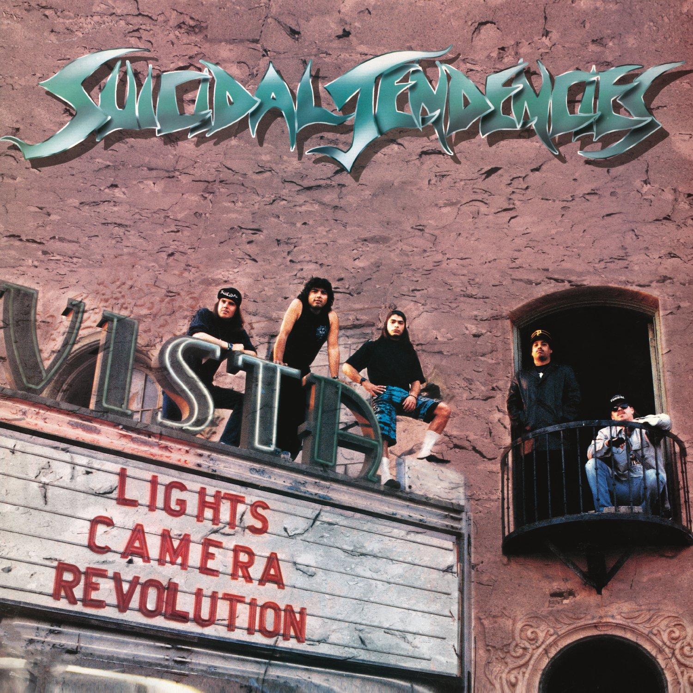 Vinilo : Suicidal Tendencies - Lights...camera...revolution (180 Gram Vinyl, Gatefold LP Jacket)