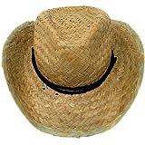 Boys Easter Bonnet / Straw Cowboy Hat For Decorating