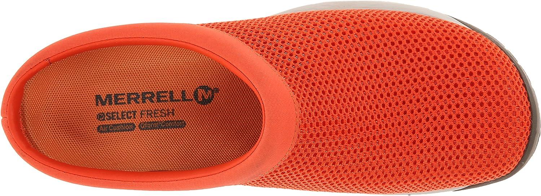 Merrell Women's Encore Breeze 3 Slip-On Shoe Spicy Orange
