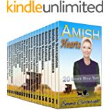 Amish Heart's Boxset: Bumper Amish Romance 20 Book Box Set