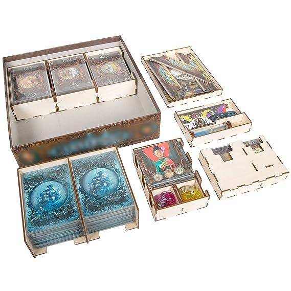 The Broken Token Box Organizer for Mysterium: Amazon.es: Juguetes ...