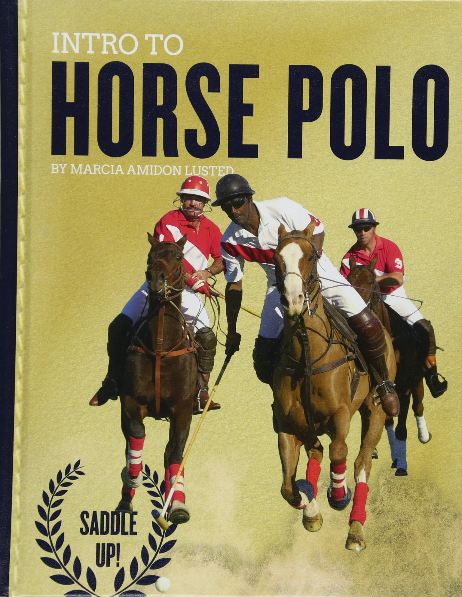 Intro to Horse Polo (Saddle Up!): Amazon.es: Marcia Amidon Lusted ...