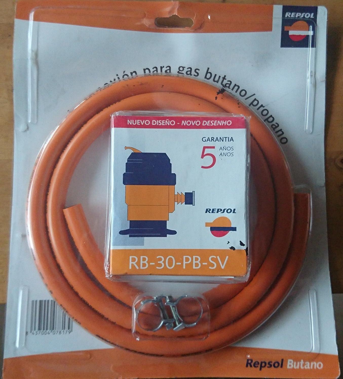 Repsol Butano RB de 30 de PB de SV Gas Butano Española ...