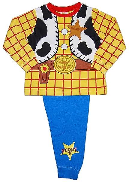 Toy Story Disney - Pijama dos piezas - para niño: Amazon.es: Ropa y accesorios