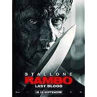 Rambo : Last Blood SteelBook 4K Ultra HD