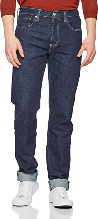 614950ac771 Levi's Herren Tapered Fit Jeans 502 Regular Taper, Blau (Chain Rinse 0020),