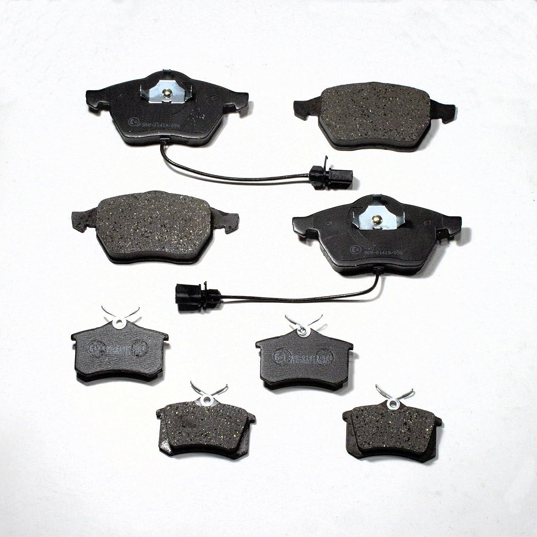 Bremsbelä ge 1LT 1LF 1LE 1LB / Bremsklö tze/Bremsen fü r vorne + hinten Autoparts-Online