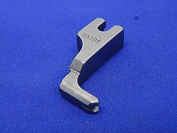 Industrial máquina de coser pie prensatelas de terciopelo, compatible con Brother, Juki +: Amazon.es: Hogar