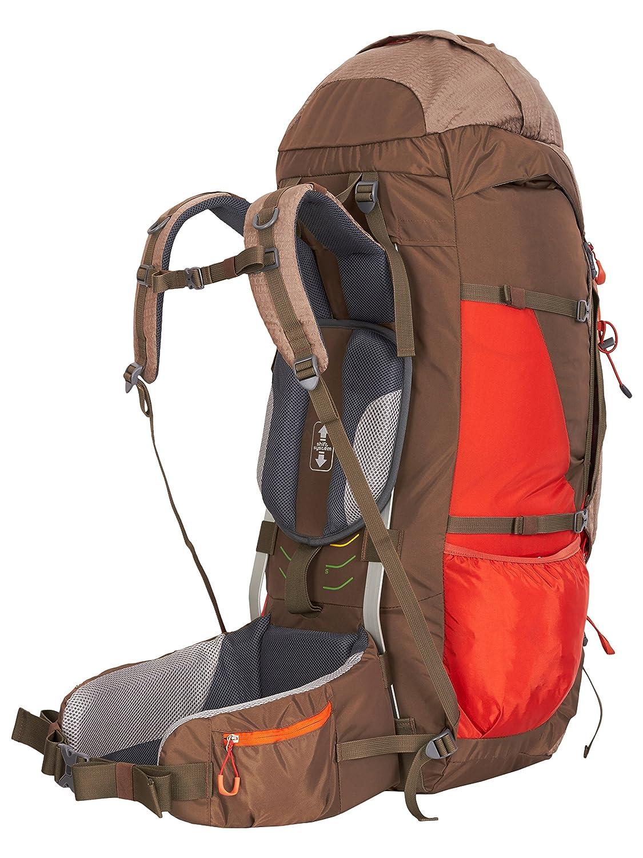 MONTIS BLUERIDGE 85+5 - Mochila de Trekking y Senderismo - 90+ l - 91 x 42-1950 g: Amazon.es: Deportes y aire libre