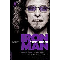 Iron Man: My Journey through Heaven and Hell with Black Sabbath book cover