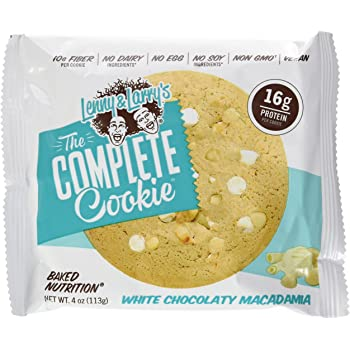 Amazon.com: Lenny & Larry's The Complete Cookie, White
