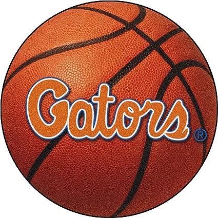 FANMATS NCAA University of Florida Gators Nylon Face 5X8 Plush Rug